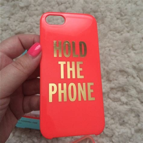 hold the phone 68 kate spade accessories kate spade iphone 5 5s hold the phone from