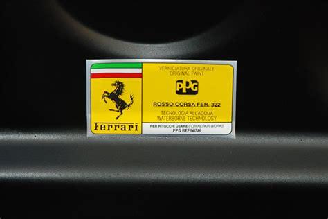 ferrari yellow paint code 2014 camaro paint code location autos post
