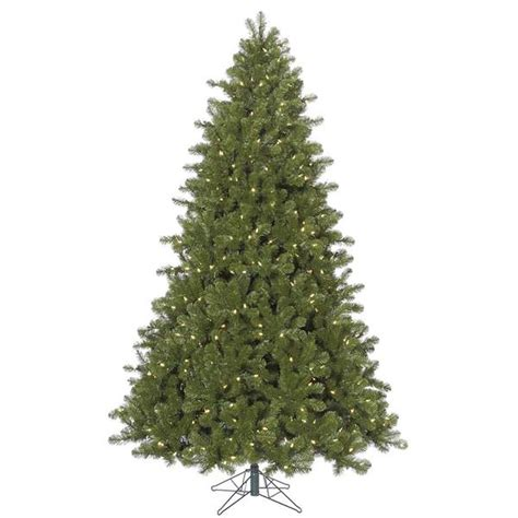 12 foot white christmas 2000 lights vickerman 309690 traditional tree