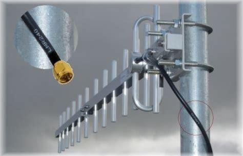 Antena Panci Reflector 3g 4g 1800 2300 Mhz Kabel 15m Pigtail Singl 16dbi 850mhz 3g yagi antenna