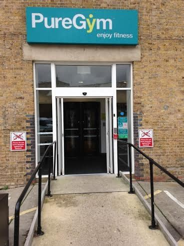 pure gym london oval canterbury court units
