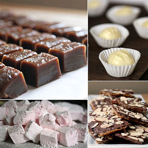 Handmade Chocolates Recipes - recipes popsugar food
