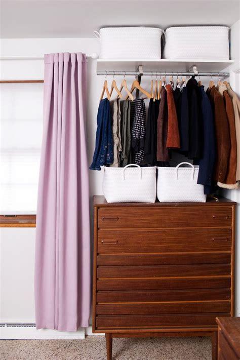 Open Closet Systems Creating An Open Closet System A Beautiful Mess Bloglovin