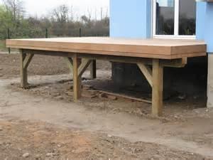Fabriquer Sa Terrasse En Bois