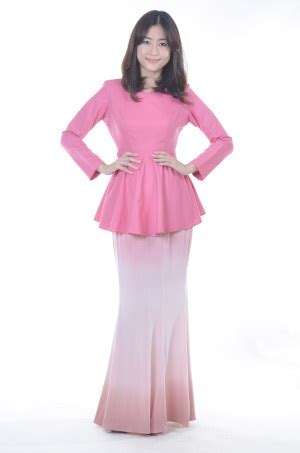 Baju Kebaya Modern Pink 12 best images about baju kurung on instagram bridesmaid and