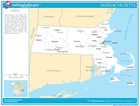 massachusetts state massachusetts state maps interactive massachusetts state road maps state maps