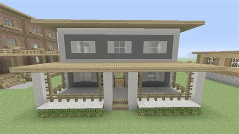 ez home design inc minecraft how to build easy house tutorial step by step