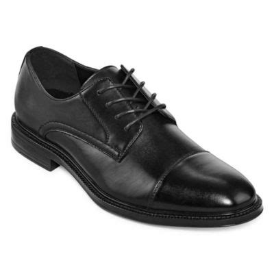 stafford oxford shoes stafford classico mens oxford shoes jcpenney