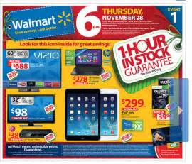 best black friday deals on laptops 2017 walmart s black friday sale 100 gift card with ipad mini