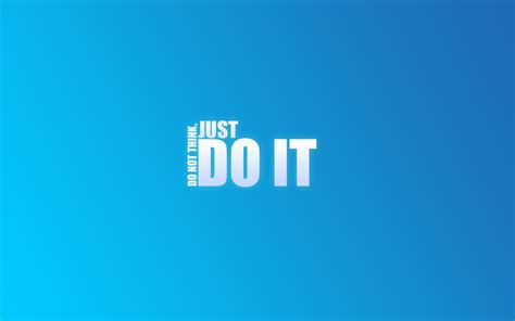 Does It Stop by Just Do It Wallpapers Wallpapersafari