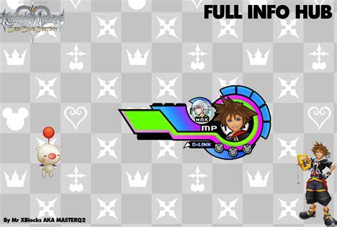 kingdom hearts dive kingdom dive destiny hub concept by