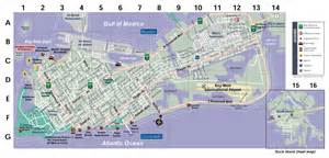 map of key west florida streets duval south florida