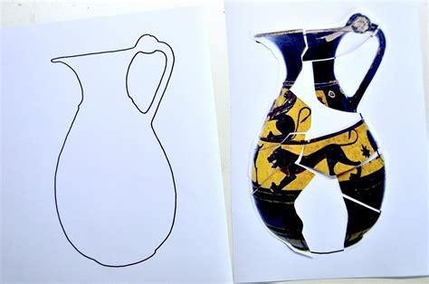antichi vasi greci disegni di vasi greci