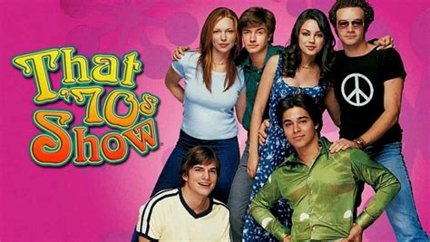 that 70s show flashback to the 90 s with friends on netflix