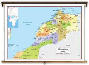 Morocco World Map by Morocco World Map Related Keywords Amp Suggestions Morocco