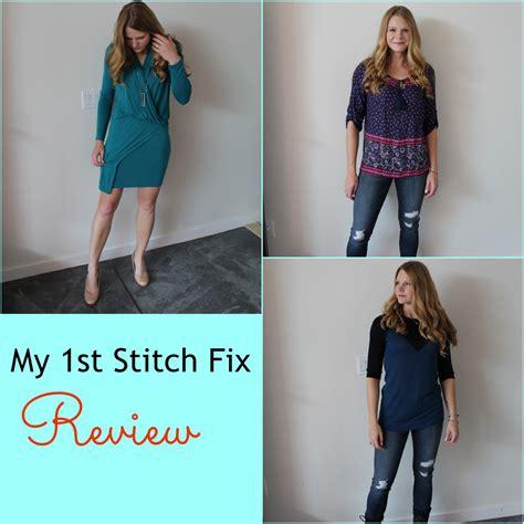 stitches fix my 1st stitch fix review should i sign up for stitch fix