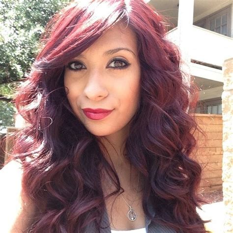 how to get cherry coke hair color red hair color inspiration