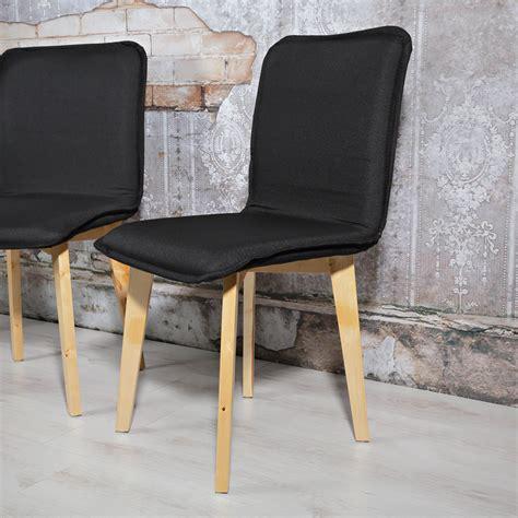 zu weicher stuhl 2x esszimmerstuhl in schwarz hochlehner wohnzimmer stuhl