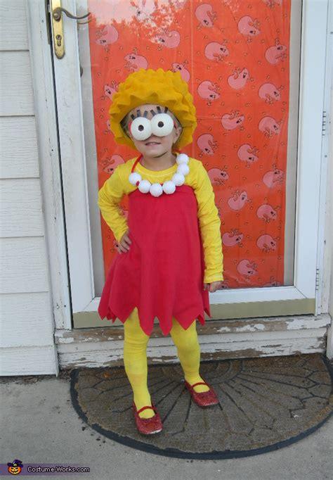 simpsons family halloween costume photo