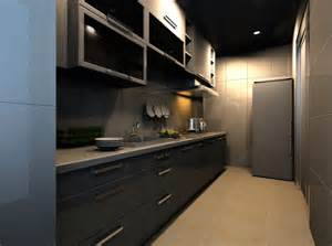 awesome Narrow Galley Kitchen Design Ideas #6: 179998283.jpg