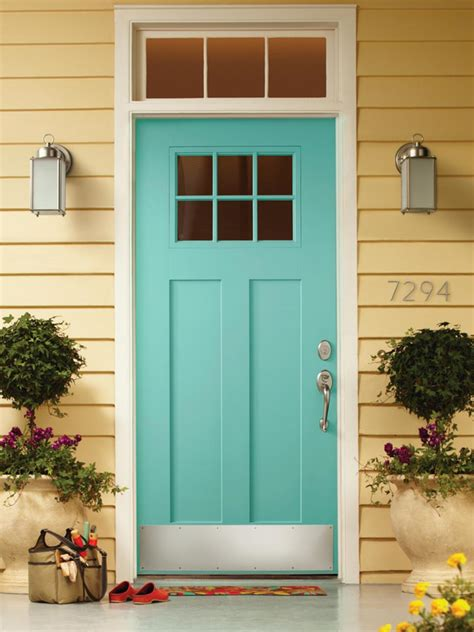 ideas for front door colors 13 favorite front door colors hgtv