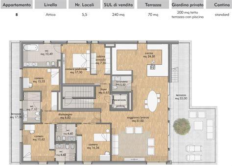 Piantina Appartamento by Appartamento 90 Mq Pianta