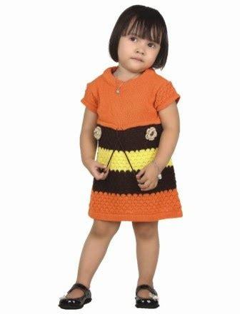 Baju Rajut Anak 12 baju anak keren dan elegan model dress terbaru danitailor