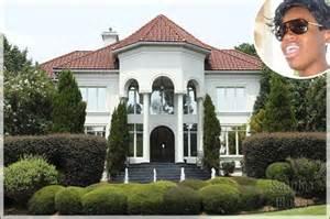 Fantasia Barrino House On Cribs by Fantasia S Mansion 171 Wzmx 93 7