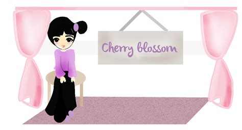 freebies doodle free hair cherry blossom doodles free hair