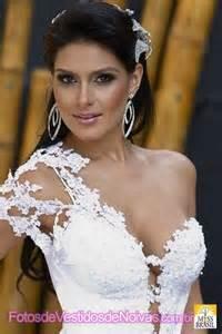 Vestidos de noiva das famosas brasileiras celebridades e modelos