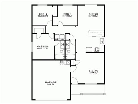 what is a bungalow house plan awesome 3 bedroom bungalow house plans in the philippines