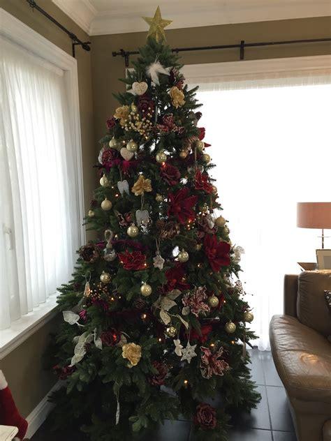 decoração de arvore de natal azul e dourado feliz natal especial recadinho 193 rvores de natal das