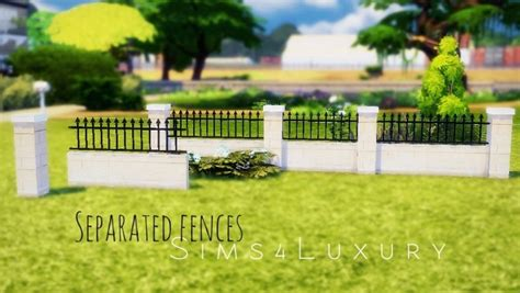 Bedroom Funiture by Fence 187 Sims 4 Updates 187 Best Ts4 Cc Downloads