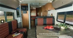 Winnebago Floor Plans Class C dodge campers and motor homes