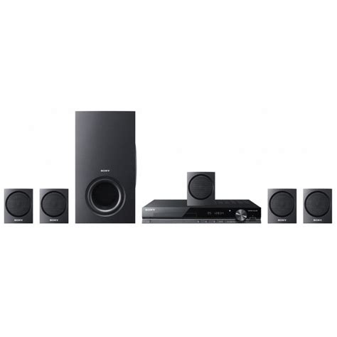 sony dav tz135 dvd home theater multi system dav tz135 b h