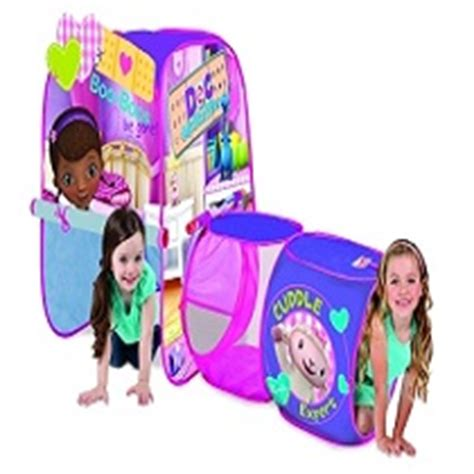 Doc Mcstuffins Fold Out by Playhut Doc Mcstuffins Discovery Hut Tent Wantitall