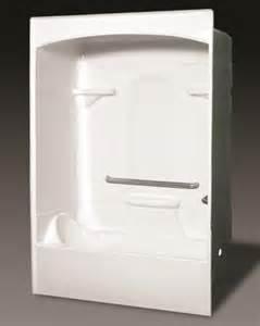 Oasis 2 Piece Tub Shower Unit