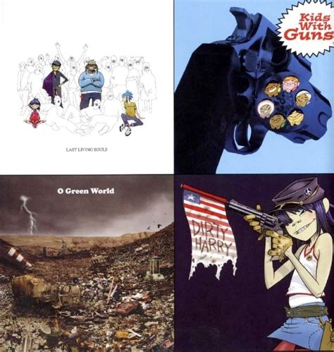 Sweater Gorillaz Rock Band 1 Hitam 55 best gorillaz images on hewlett