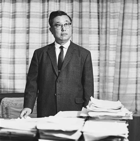 Eiji Toyota Of Toyota Production System Eiji Toyoda Dead At