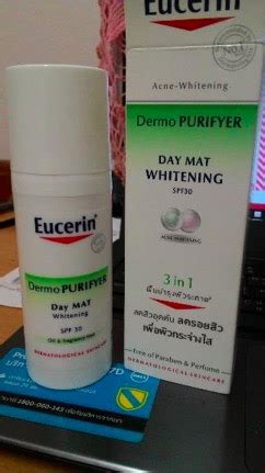 Mazaya Dermo Refresher Whitening With Astaxanthin eucerin acne day mat ทำหน าเกล ยง รอยส วหาย จร งด วยยยยยยย pantip