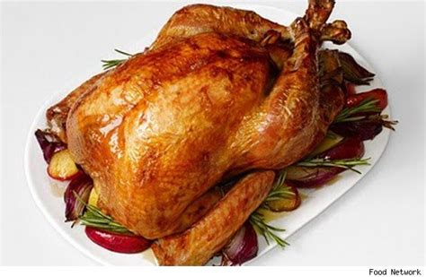 eats turkey eats roast turkey recipe alton brown food network auto design tech