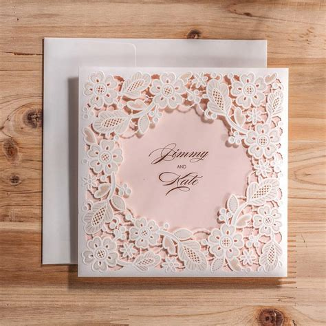 diy wedding invitations printing top 10 best cheap diy wedding invitations heavy