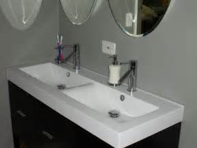 bathroom sink with two faucets spouted faucet sink kit useful reviews of