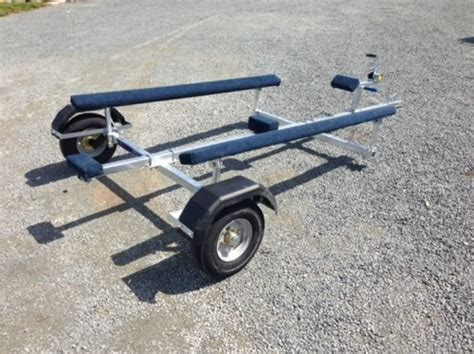 boat trailer ireland inflatable boat and dinghy trailers rib boat and engine