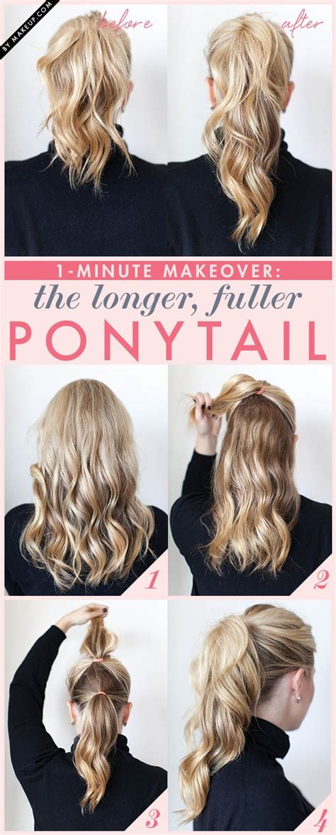 easy and simple hairstyles tutorials craftionary