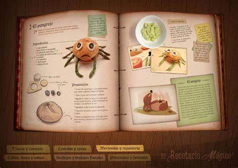 libro la preparacin en el el recetario m 225 gico recetas para una alimentaci 243 n sana divertida y nutritiva ed 250 kame