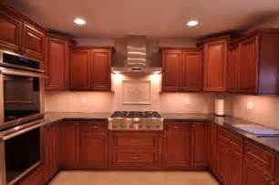 Kitchen Color Ideas With Cherry Cabinets by Beautiful Kitchens With Cherry Cabinets All About House