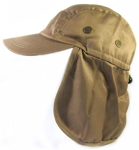 wholesale summer sun protection ear flap hats caps