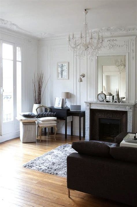 the interiors of the parisian apartments friday interior design parisian style
