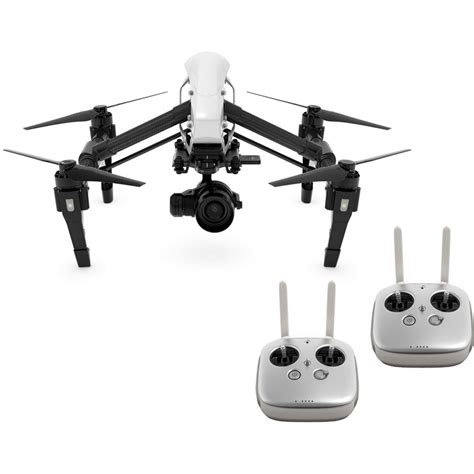 Dji Inspire 1 Quadcopter With 4k And 3 Axis Gimbal dji inspire 1 quadcopter with zenmuse x5r 4k cp bx 000067
